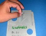 VAPPRO 889